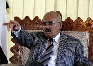 0042 300x214 الرئيس السابق علي عبد الله صالح يتهم السعودية بالوقوف وراء اغتيال الرئيس الحمدي