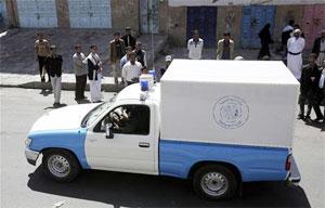 04 صنعاء : إغتيال ضابط بالقوات الجوية وسط أنفلات أمني