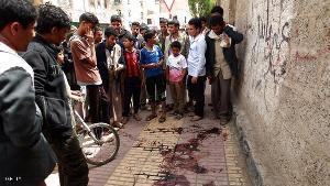 05 05 14 319691459 مقتل فرنسي وإصابة آخر برصاص مسلحين جنوب العاصمة صنعاء