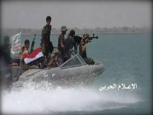 057 300x225  القوات البحرية والدفاع الساحلي في جهوزية كاملة للتصدي والدفاع عن السواحل اليمنية