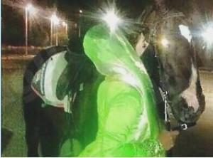 07 10 13 4509217 300x222 سعودي يطلق زوجته بسبب تقبيلها لـفرس