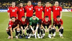 1(11) مصر تواجه إسبانيا ودياً في فبراير