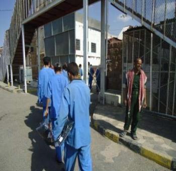 الحديدة : نزلاء الإصلاحيات المركزية محرومون من أدنى حقوقهم الإنسانية
