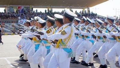 1 1 تخرج الدفعة الـ22 كلية بحرية بمحافظة الحديدة