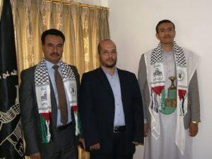 10002694 10202082035107804 670303327 n 300x226 ممثل الجهاد باليمن : عملية  كسر الصمت  كسرت الصمت على الصعيد العسكري والسياسي