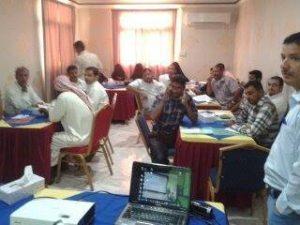 10149450 377381235734161 733830576 n 300x225 الحديدة  : إنطلاق البرنامج التدريبي حول إستراتيجيات تدريس اللغة الإنجليزية