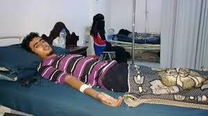 تعز : حمى الضنك تجتاح المحافظة ومنظمات تحذر من كارثة صحية نتيجة استمرار الحصار