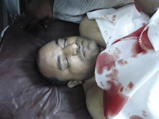 111(2) الحديدة ... وقفة أحتجاجية أمام مبنى المحافظة للمطالبة بالكشف عن الجناة الذين تسببوا في قتل نائب مدير بنك التسليف الزراعي