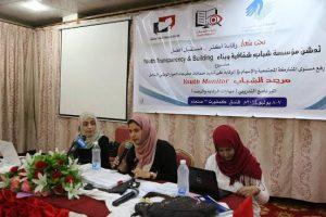 11109 300x200 صنعاء : مؤسسة شباب شفافية وبناء تُدشن مشروع مرصد الشباب ....