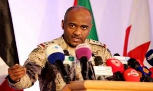 111110 300x180 العسيري: طائرات بدون طيار رصدت مواقع للحوثيين قرب حدود السعودية وتم قصفها