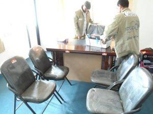 11139 300x225 صنعاء : تأثيث منتدى حقوق الإنسان بمقر مؤسسة لأجل اليمن التنموية