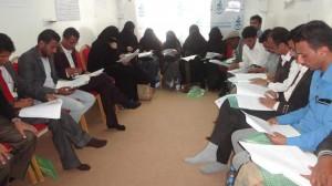 11156 300x168 تدريب شباب ذمار حول المحددات الدستورية لبناء الدولة اليمنية الحديثة
