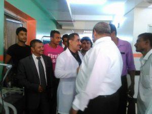 11159 300x225 إفتتاح قسم الطوارى العامة بهيئة مستشفى الثورة العام بالحديدة