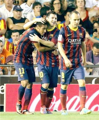 1130 برشلونة يواجه عراقة أياكس وميلان وسيلتك في المجموعة السادسة في دوري أبطال أوروبا