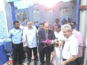 1141 300x224 الحديدة : إفتتاح معرض كسوة العيد المجاني للأيتام والفقراء