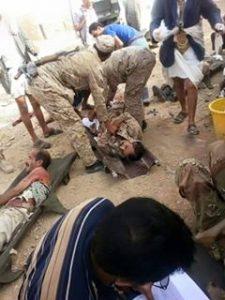11695503 868017473267390 7596724628672678335 n 225x300 الطيران السعودي يقصف معسكراً موالياً لشرعية هادي في حضرموت والحصيلة أكثر من 90 شهيد ومئات الجرحى