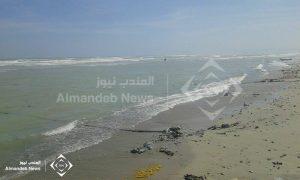 12188299 896842247070660 693976898 n 300x180 إعصار  تشابلا  يتدفق نحو ساحل المهرة و قصيعر ومخاوف من توسعها