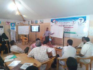 1225 300x225 إختتام مشروع التوعية لمخرجات الحوار الوطني في مديريات محافظة الحديدة