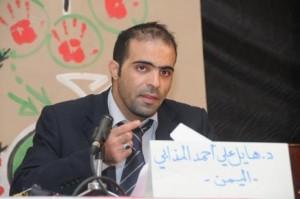 1227 300x199 الأديب المذابي يمثل اليمن في المهرجان الدولي للمسرح بالجزائر