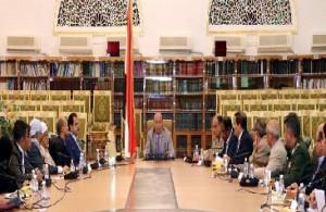 1228 300x195 خلافات صعبة حول تشكيل الحكومة الجديدة وتوزيع الحقائب الوزارية والمشترك يعتذر