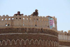 1229 300x200 صورة  مسلحو الحوثي يسيطرون على قلعة الكورنيش التاريخية بالحديدة
