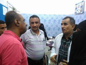1249 300x225 رئيس هيئة مستشفى الثورة بالحديدة ينفي وجود أي أسلحة أو ذخائر يتم تخزينها بغرض إستهدافها من طيران العدوان السعودي