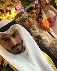 1295 242x300 شاب كويتي يتزوج 4 نساء في يوم واحد ليتحدى طليقتة ( تفاصيل )