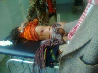 1359051804118 1(2) الحديدة : قتل طفلة تبلغ من العمر 7 سنوات وهي نائمة على يد مسلحين يتزعمهم شيخ نافذ في منطقة برع