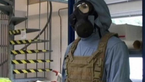 151 منظمة حظر الأسلحة الكيمياوية تتلقى تفاصيل عن أسلحة دمشق
