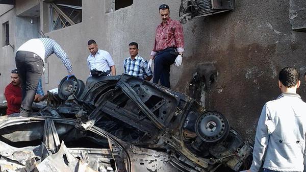 170 انفجار قرب مبنى للمخابرات الحربية في الإسماعيلية بمصر