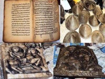 183 الحديدة.. احباط تهريب 12 مخطوطة تعود الى ما قبل 250 سنة