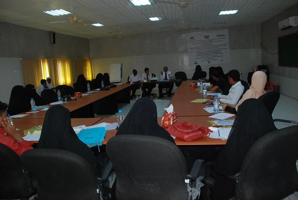 2(11)  إختتام دورة حول التخطيط والمشاركة من منظور النوع الاجتماعي بالحديدة