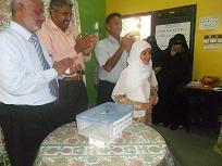 2(44) وكيل محافظة الحديدة يدشن الانتخابات الطلابية بمدارس عذبان واروى وبلقيس