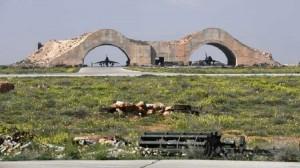 91 300x168 محققون أمميون سيزورون قاعدة الشعيرات السورية