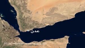 14 300x168 مقتل وإصابة العشرات من المجندين في انفجار سيارة مفخخة في  عدن