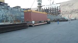 2129 300x168 ميناء المكلا يستعد لاستقبال باخرة حاويات جديدة وقيادة المؤسسة تؤكد الجاهزية الكاملة لاستقبال جميع أنواع البواخر