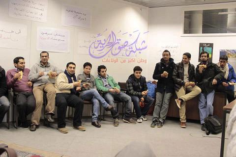 22(5) طلاب اليمن بألمانيا يهددون بغلق السفارة حتى تحقيق مطالبهم