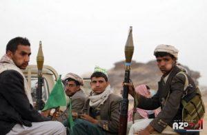 222 16313 300x196 مسلحون حوثيون يقتحمون ويستولون على مكتب اللجنة النقابية لسائقي الشاحنات بالحديدة ويعتدون على رئيس النقابة ويهددونة بالقتل