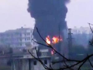 24 02 12 209367773 سوريا تغرق في الظلام بعد تفجير أنبوب غاز