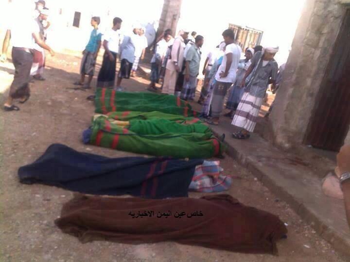 240 56 قتيلا من الجيش والأمن في هجمات للقاعدة في شبوه