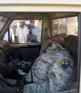 278 الأمن يكشف (هوية المتهم) باغتيال رئيس عمليات القصر الجمهوري بتعز
