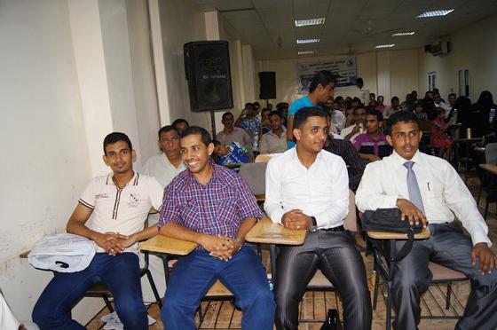 3(15) الحديدة : فريق شباب واعد يدرب 80 مشاركا حول التخطيط الشخصي وإعداد المشاريع