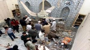 3116 300x168 باكستان : 16 قتيلاً و35 مصاباً في هجوم انتحاري على مسجد