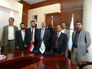 3310 300x225 كلفة  «22»مليون يمني  مؤسسة صلة للتنمية وجامعة العلوم توقع على اتفاقية تنفيذ برنامج «مسابقة الشيخ صالح بابكر للاختراع »
