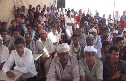 3317 مؤسسة بنات الحديدة  تحتفل بختام مشروع الاتصال من اجل التنمية في مديرية الدريهمي