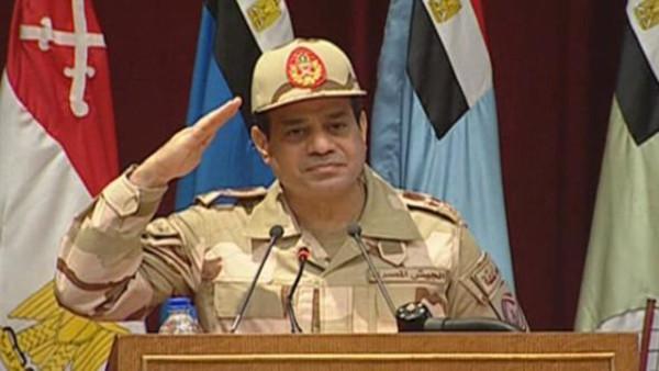 353 السيسي: مصر ستقف صامدة في مواجهة الإرهاب