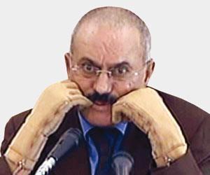 4(10) السعودية اعتمدت رواتب 2000 شخص لحراسة منزل صالح