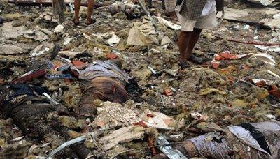 4310 تصاعد حالات الوفاة لجرحى استهداف العدوان للقاعة الكبرى بسبب اغلاق مطار صنعاء وعدم تمكنهم من السفر للعلاج