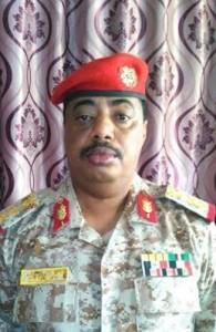 454 195x300 قائد الشرطة العسكرية بالحديدة يتمرد على قرار وزير الدفاع ويرفض تمكين القائد الجديد من عملة