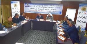 485 300x152  إختيار مؤسسة التنوير للتنمية الاجتماعية عضو ممثل عن (اليمن) للاتحاد العربي للعمل التطوعي بالدار البيضاء